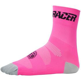 Bioracer Summer Socks, fluo pink
